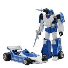 Te elemento de transformação te03 TE-03 mirage figura ação f1 carro corrida deformado brinquedos figura ação robô coleção presentes