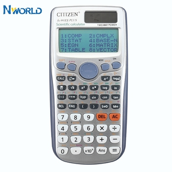 Nworld Handheld Student's Scientific Calculator LED Display Graphic Calculator Engineering Calculator For Teaching Stude