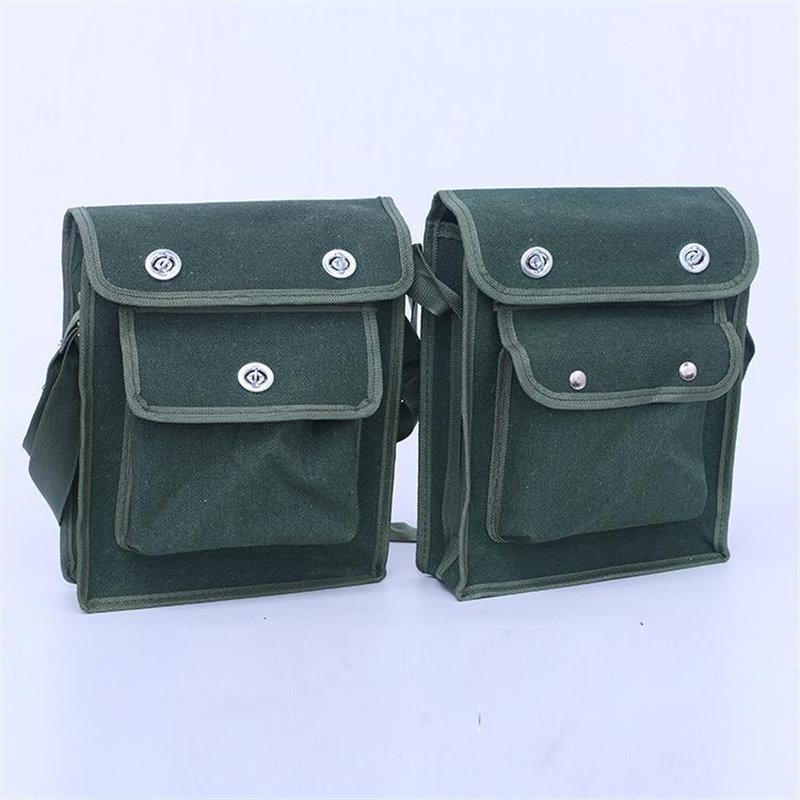 5Size Satchel Screwdriver Utility Kit Holder Storage Fabric Tool Bag Electrician Pocket Tool Belt Pouch Bag High Quality