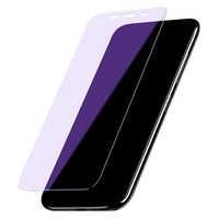 Anti-Blue Ray vidrio templado para Vivo S5 S6 U1 U3 U3X Y15 Y12 Y17 Y7S Y9S V17 protector de pantalla en Vivo IQOO 3 Pro película de vidrio