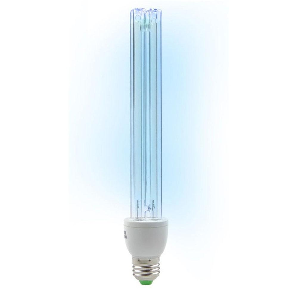 20W 15W E27 UVC Ultraviolet UV Light Tube Bulb AC220V Disinfection Lamp Sterilization Mites Lights Germicidal Lamp Bulb