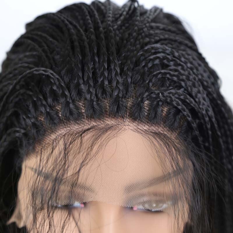 resistente ao calor peruca frontal de renda 05