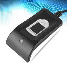 휴대용 도어 잠금 스마트 USB 지문 전기 생체 인식 도어 잠금 지문 판독기 스캐너 신뢰할 수있는 액세스 제어 Attenda