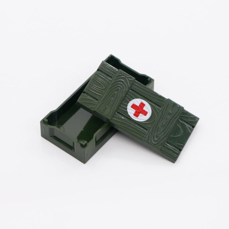 LEGO WW2 army weapons Medical