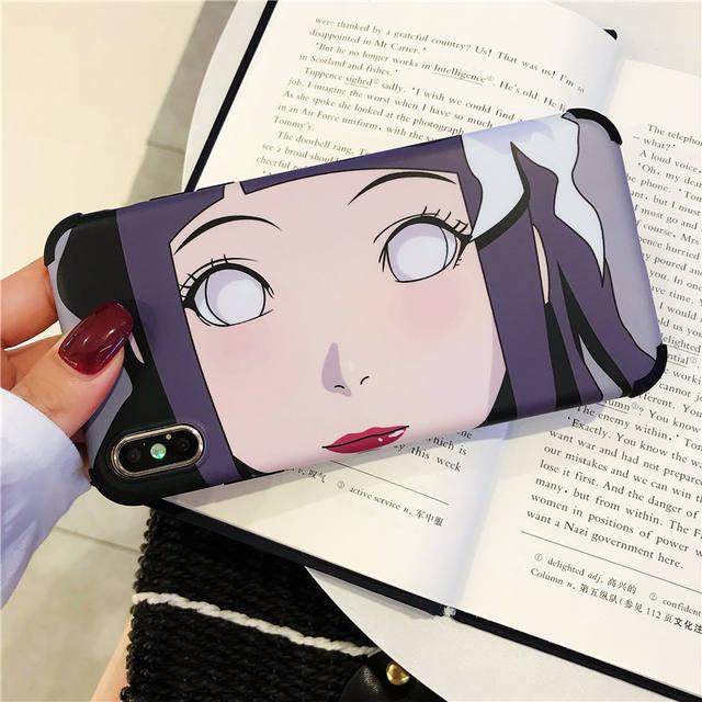HYUGA HINATA IPHONE CASE (6 VARIAN)