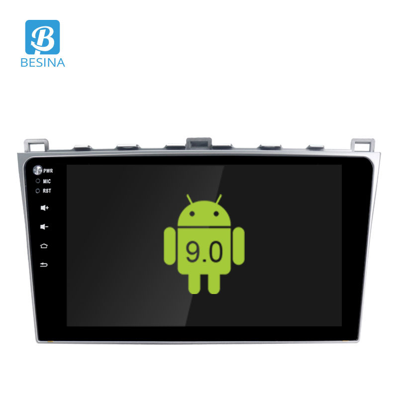 Besina 10.1 inch <font><b>Android</b></font> 9.0 Car <font><b>multimedia</b></font> Player For <font><b>MAZDA</b></font> <font><b>6</b></font> 2008-2012 2013 2014 2015 Car Radio GPS Navigation 2G+32G Stereo image