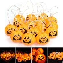 Halloween Pumpkin Lamp Hanging Lights Party Decor Decorative  TN99