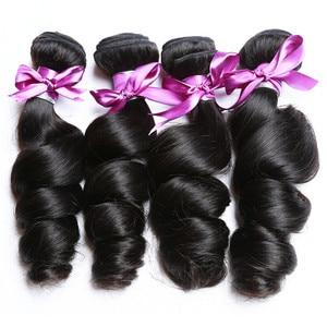 Image 1 - Abdo pelo lacio malayo 13*4 cierre Frontal de encaje con pelo de bebé 100% cabello humano libre/Medio/ cabello no Remy de tres partes