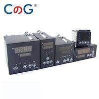R8-100 несколько входов K J PT100 термостат AC 220 В цифровой выход SSR реле 1300 градусов программируемый пид регулятор температуры