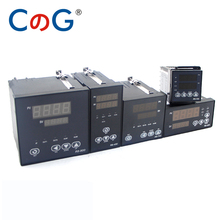 R8 100หลายอินพุตK J PT100 Thermostat AC 220Vเอาต์พุตSSRรีเลย์1300องศาPID Programmable Temperature Controller