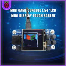 Display Touch-Screen Raspberry Pi Game-Console Zero-W for WH Mini LCD 2B/3B