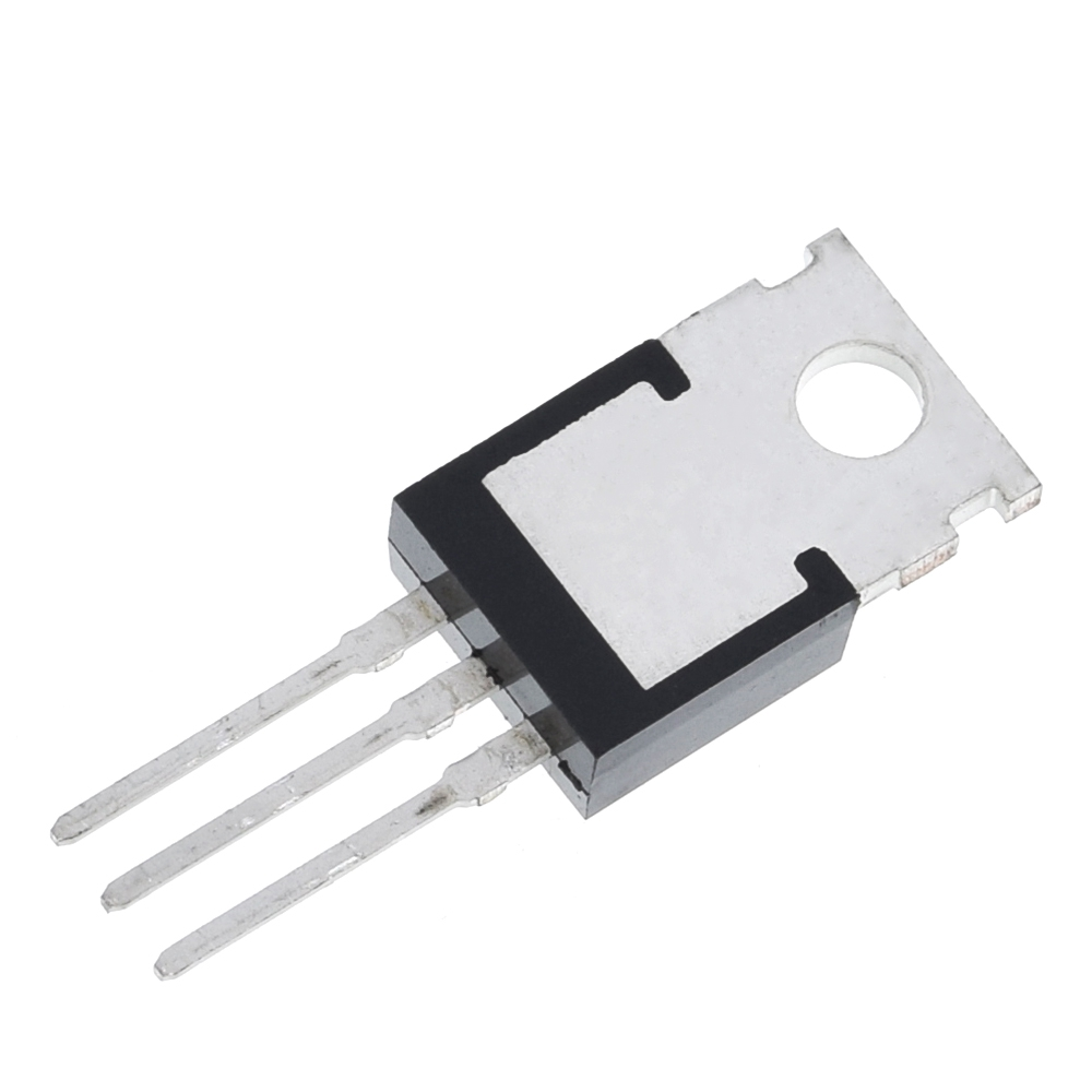5PCS IRF520 IRF520N TO-220 N-Channel IR Power MOSFET New