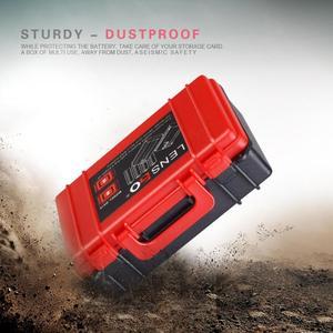 Image 3 - Battery Storage Box Portable Carrying Bag Memory Card Holder Case for Nikon EN EL14  EN EL15/Canon/Sony NP FW50 NP W126 NP BX1