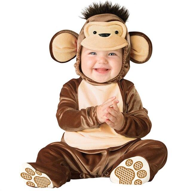 Baby Boys Lion Costume 5