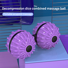 Toys Massage-Ball Abs-Material Classic Artifact Cervical-Leg Hand-Palm Relaxation Conjoined