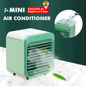 Air-Conditioner-Humidifier Cooling-Fan Mini Portable Water-Tank Office with USB 3-Speeds