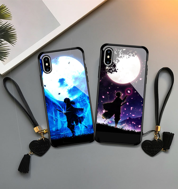 Japanese demon iPhone 11 case