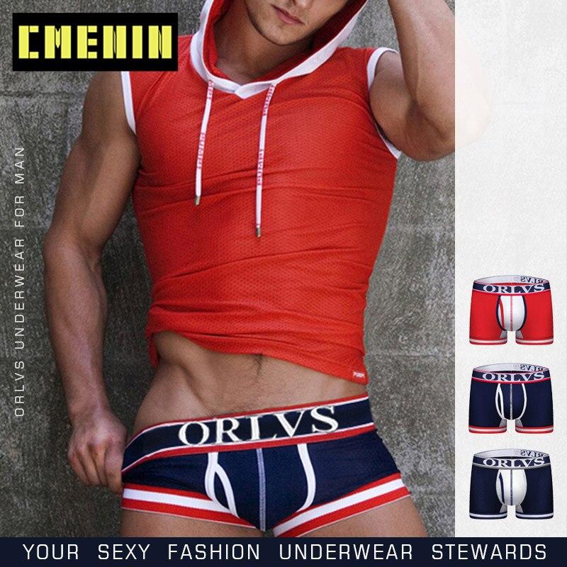 Underwear Men Boxer Homme Breathable Quick Dry Cotton Mens Underwear Boxershorts Men Boxers Sexy Boxer Shorts