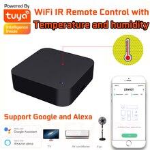 Support Tuya Wifi Temperature Google-Assistant Smart Humidity Remote-Controller Alexa
