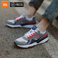 Original Xiaomi mijia FREETIE 90 Sneakerss Cushioning Breathable Running Shoes Shock-absorbing Sole For Men From Xiaomi Youpin