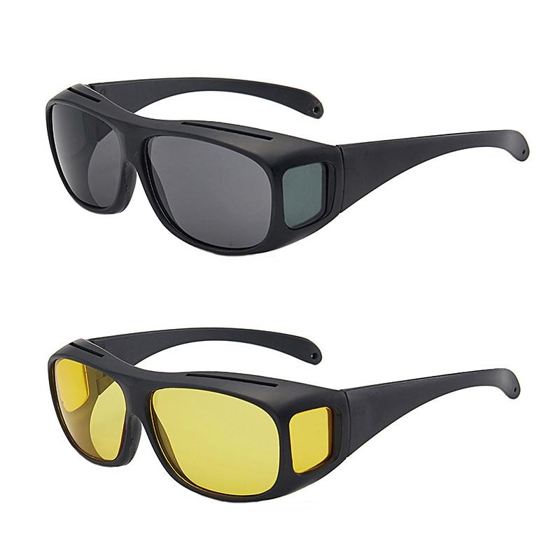 Night Vision HD Driver Goggles Car Driving Glasses Women Man Polarized Unisex Vision Sunglasses UV Protection