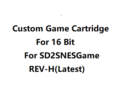 DIY 1000 In 1 Game Cartridge For 16 Bit Game Console