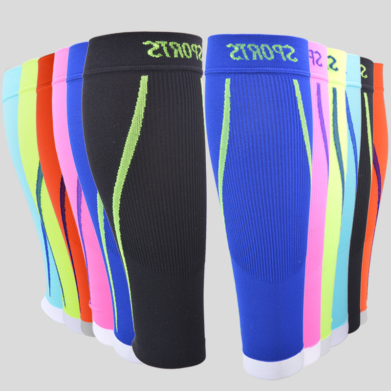 Cross border special for outdoor sports, running, cycling, compression, leg protection, leg protection, hosiery, gaiter, sheath