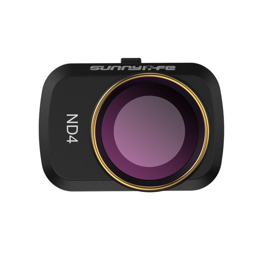 4Pcs Set Mavic Mini Filters Set MCUV CPL ND4 ND8 Professional Drone Camera Lens Filter for DJI Mavic Mini Accessories
