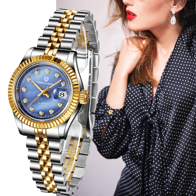 PAGANI DESIGN women watches luxury quartz wristwatch women fashion casual ladies watch Sport watches Dress relogio feminino 2019