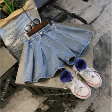 Girl Tutu Skirts New Summer Baby Girl Skirt Sweet Kids Denim