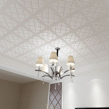 Self-Adhesive Wallpaper Decoration Roof Sound-Insulation Bedroom Living-Room 3D Ce
