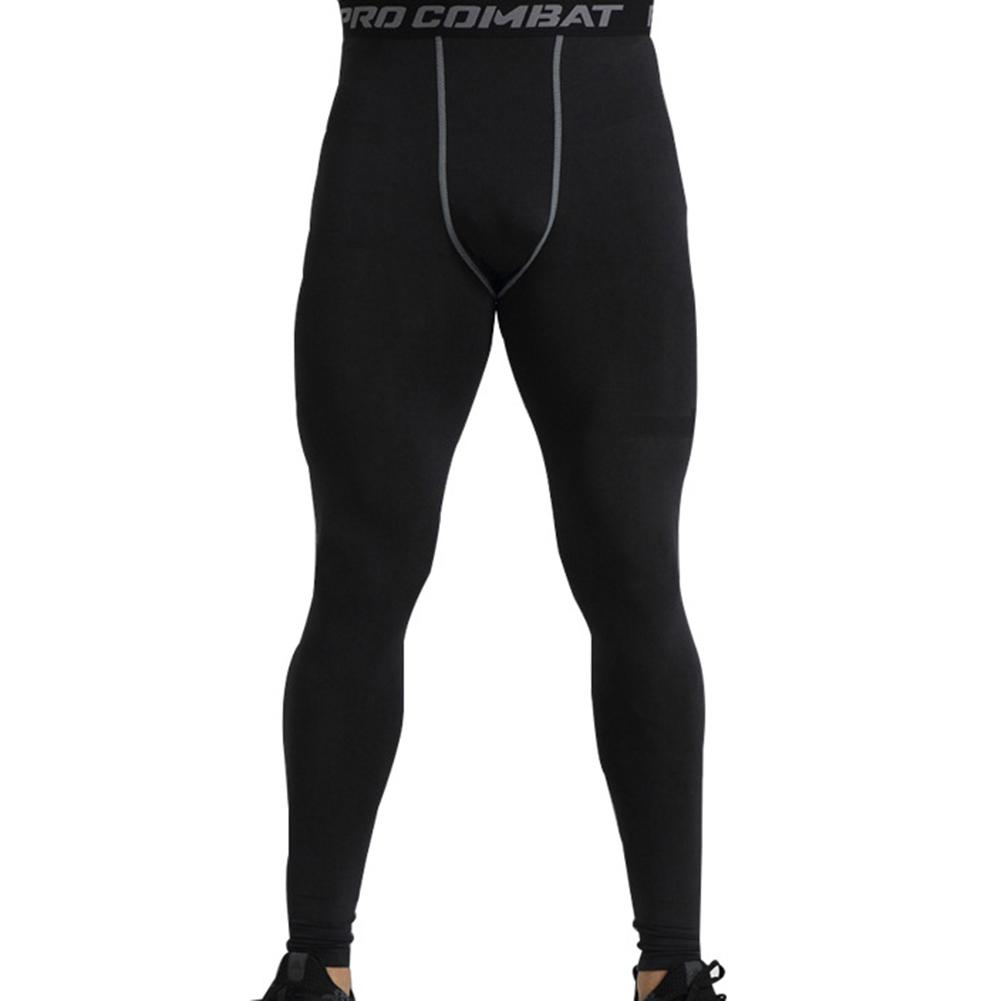 Men Compression Pants Gym Fitness Sports Running Quick Dry Leggings Tights
