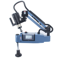 M3 M16 90/360 Degree Electric Tapping Machine 220V Touch Screen With English System (Worktable not included)