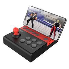 Gladiator อาเขตคลาสสิกเกมจอยสติ๊ก Gamepad ไร้สาย Bluetooth4.0 Turbo Controller สำหรับโทรศัพท์สมาร์ท Android/IOS/TV/แท็บเล็ต PC