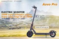 8 5 zoll 350W Power Motor Smart Elektrische Roller Bluetooth Anwendung Roller 7800MAh Skateboard Falten Elektro Roller Für Erwachsene