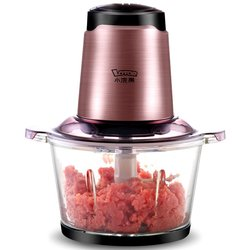 Multi-Function Electric Meat Grinder Stainless Steel Kitchen Food Chopper Cutter Sausage Small Home Appliances