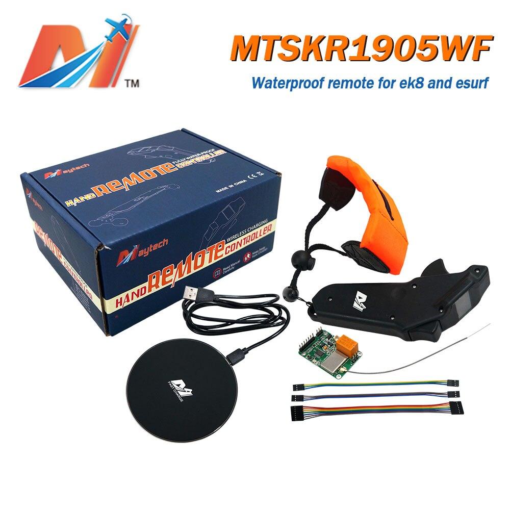 Maytech Waterproof Remote Control For Mountainboard Motorized Surfboard DIY Electric Hydrofoil Board