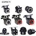 GSPSCN Автомобильная резервная камера, светодиодный ночной вид, камера заднего вида, 170 градусов, камера заднего вида s IP69, водонепроницаемая ка...