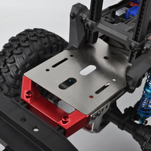RC Metal Battery Holder Expansion Plate for Traxxas trx4 1/10 Crawler Car