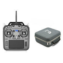"""Jumper T18 Hall Gimbal Open Source Built in Module Multi protocol Radio Transmitter 2.4G 915mhz 16CH 4.3"""" LCD With bag"""