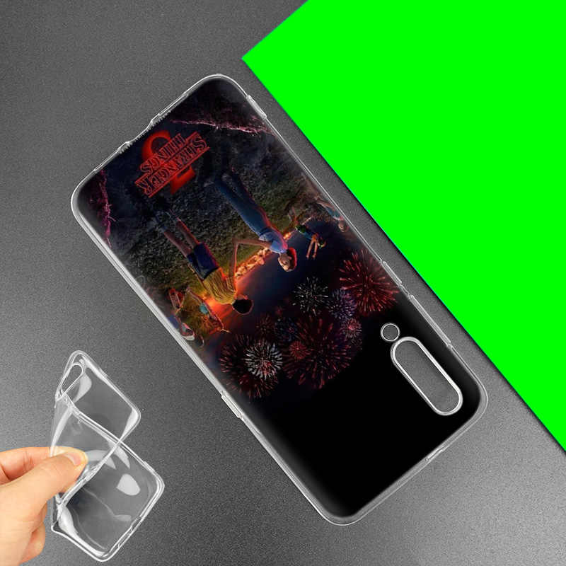 TV Show Stranger Things Case for Huawei Honor 9X 8X Y9 20 8C 8 9 10 Play 8A Lite Pro V20 Y7 Y6 Y5 2019 Soft Fundas Phone Covers