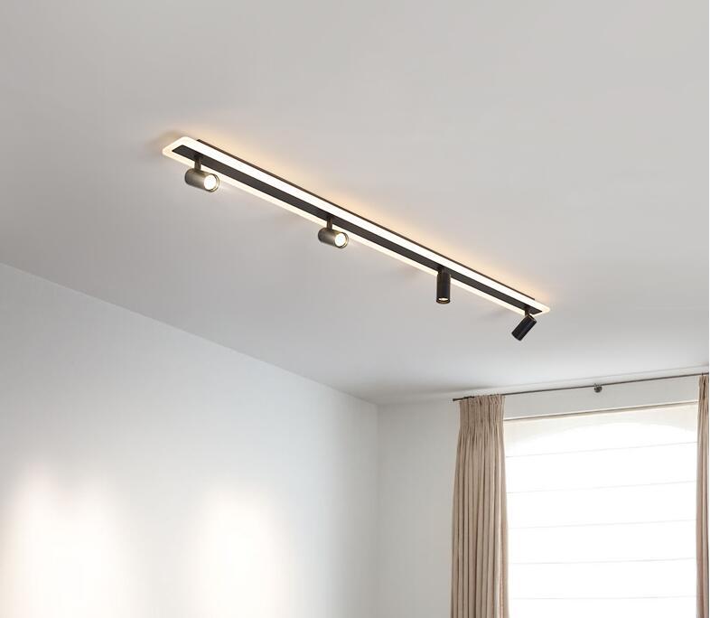 claraboia domestica sem luz principal iluminacao sala 02