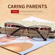 Mghbhs senhoras de alta qualidade óculos leitura ultra leve material moda jovens óculos leitura + 1.0 1.50 2.00 2.50 3.00 3.50