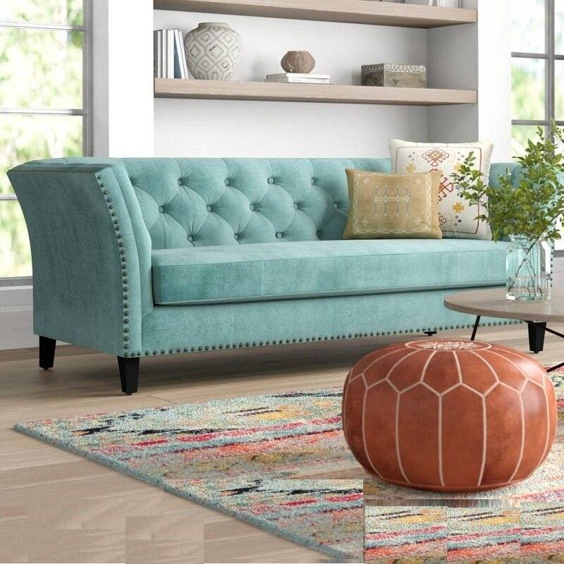 U-BEST nouveau modèle meubles salon canapé ensemble moderne tissu canapé conception