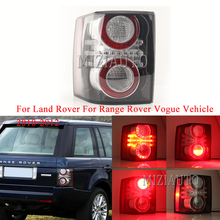 все цены на For Land Rover For Range Rover Vogue Vehicle 2010-2012 Tail light Rear Brake Light Bumper Light turn signal taillights онлайн