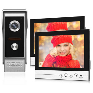 9inch Large Color Screen Wired