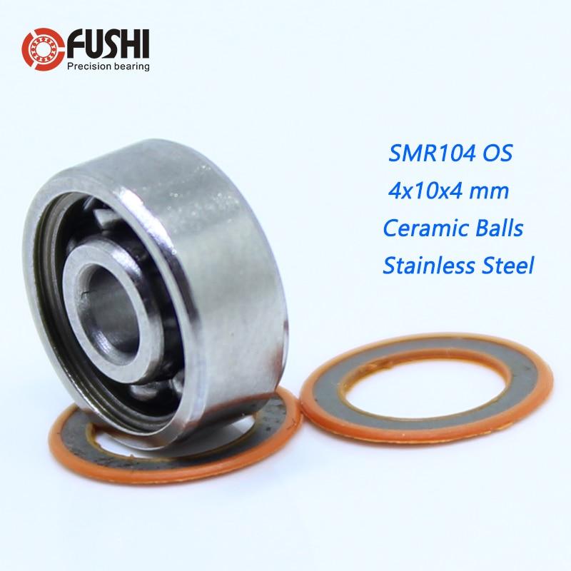 10pcs S693zz S693 3x8x4 mm Stainless Steel 440c Ball Bearing Bearings