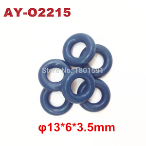 Image 3 - 1000pieces rubber oring seals 6*3.5mm for fuel injector repair kits  Fuel Injector Seal (AY O2215) free shipping