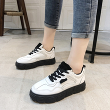 White Sneakers Woman Canvas Shoes Fashion Vulcanize Speed Tr