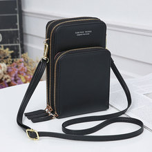 Multifunctional Female Wallet Phone Case All-match Portable